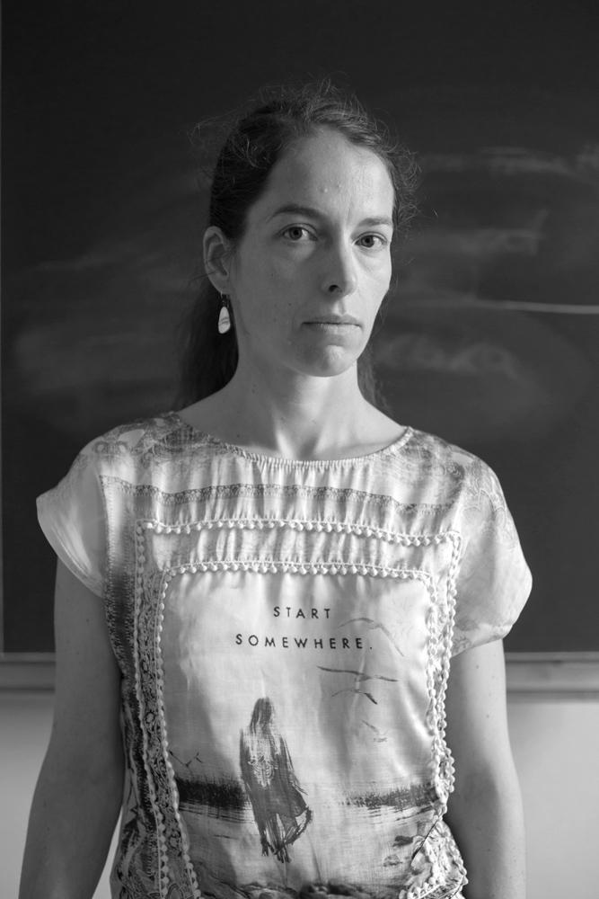 Deutsch- und Französischlehrerin, 2015