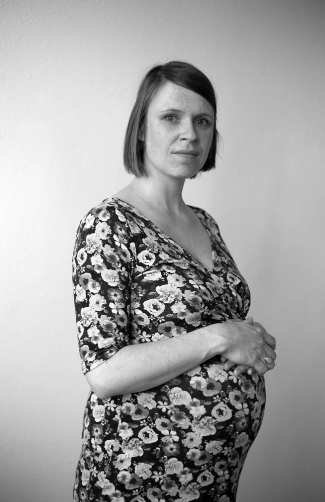 Werdende Mutter, 2013