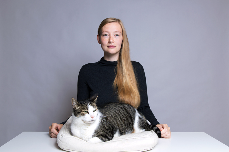 Anleitung - Eine Katze streicheln - How to pet a cat
