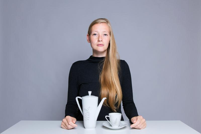 Anleitung - Tasse Kaffee einschenken - How to pour a cup of coffee